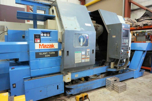Scott Ellis Machinery - Quality Used Machine Tools